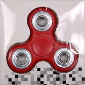 24 Units of SPINNER RED ONLY - Fidget Spinners