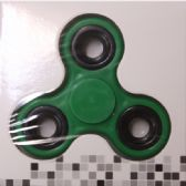 24 Units of GREEN SPINNER - Fidget Spinners