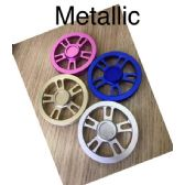 20 Units of Fidget Spinner--Aluminum Alloy Circular Spiral