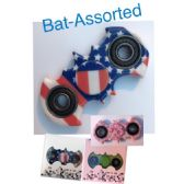 20 Units of Fidget Spinner--BAT Prints#2 - Fidget Spinners