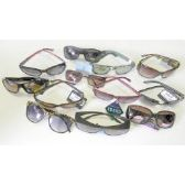 75 Units of Wholesale Foster Grant Assorted Sun Glasses Department Store Buy Backs