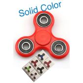 20 Units of Fidget Spinner--Solid Colors