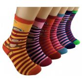 360 Units of Women's Monkey Crew Socks