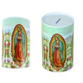 48 Units of Guadalupe Saving Bank Tin - Coin Holders/Banks/Counter