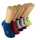 480 Units of Women's Monkey Business Low Cut Ankle Socks