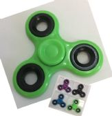 20 Units of Fidget Spinner-Solid Colors