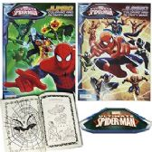 24 Units of SPIDERMAN COLORING AND ACTIVITY BOOKS. - Coloring Books