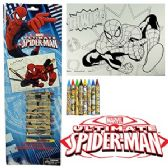 48 Units of SPIDERMAN COLOR BY NUMBER SETS - Coloring Books