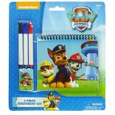 48 Units of 5 PIECE PAW PATROL STATIONERY SET