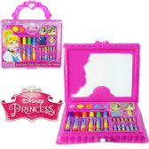 24 Units of Disney's Princess 17 Piece Art Set - Art Paints