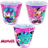 24 Units of DISNEY'S MINNIE'S BOW-TIQUE WASTEPAPER BASKET - Waste Basket