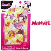 24 Units of MINI MINNIE MOUSE PINBALL GAMES