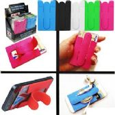 96 Units of CELL PHONE WALLET & SNAP STAND