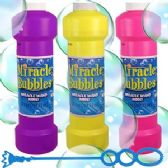 24 Units of MIRACLE BUBBLES W/ BUBBLE WAND