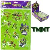 48 Units of TMNT 3D STICKERS.