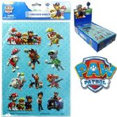 48 Units of PAW PATROL 3D STICKERS