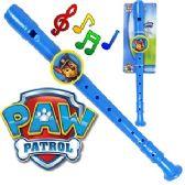 24 Units of PAW PATROL PLASTIC RECORDER FLUTES. - Toy Sets
