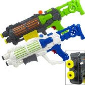 18 Units of DUAL NOZZLE WATER ASSAULT WEAPONS.