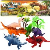 26 Units of 8 PIECE DINOSAUR WORLD SETS. - Animals & Reptiles
