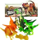 30 Units of 11 PIECE DINOSAUR SUPER MODEL - Animals & Reptiles