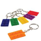 360 Units of BLOCK MANIA KEYCHAINS.