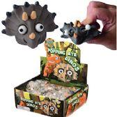 360 Units of POPPING EYE TRICERATOPS. - Novelty Toys