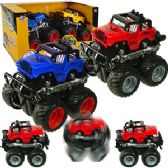 12 Units of 2 PIECE FRICTION POWERED INERTIAL SERIES FLIP TRUCKS
