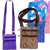 120 Units of PAISLEY MESSENGER BAGS - Shoulder Bags & Messenger Bags