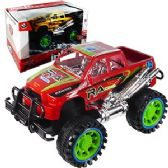 12 Units of FRICTION POWERED MONSTER TRUCKS.