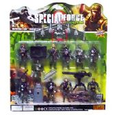 24 Units of 18 PIECE SPECIAL FORCES PLAY SETS