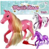 36 Units of MYSTIC HORSE DOLLS W/BRUSH. - Dolls