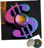 24 Units of Fidget Spinner [Rainbow Metal $