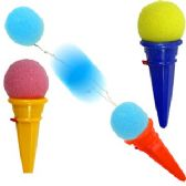 192 Units of SMALL PLASTIC ICE CREAM CONE SHOOTERS.