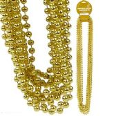 360 Units of GOLD-TONE MARDI GRAS BEAD NECKLACES - Necklace