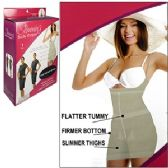12 Units of 3 PIECE SLIMMING BODY SHAPERS