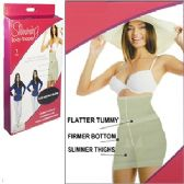 12 Units of 1 PIECE SLIMMING BODY SHAPERS.