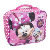 24 Units of Minnie Mouse Insulated Lunch Bag - Lunch Bags & Accessories