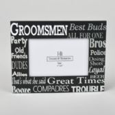 24 Units of 4x6 Photo Frame Groomsmen
