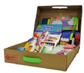 6 Units of Geddes Primary School Supply Kit