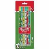 48 Units of Peanuts Holiday Pencils