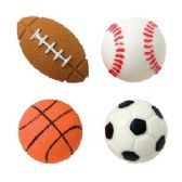 96 Units of Sports Ball Eraser - Erasers