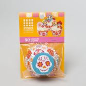 72 Units of Cupcake Bakery Paper 50ct Skull