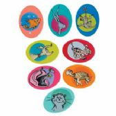 288 Units of Dr. Seuss What Pet Should I Get Eraser - Erasers