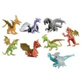 200 Units of Dragon Figures - Animals & Reptiles