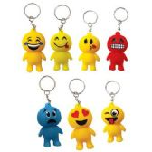48 Units of Emoji Man Keychain
