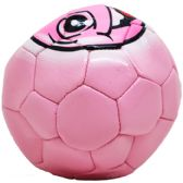 100 Units of DEFLATED SOCCER BALL WITH CARTOON FACE IN PP BAG - Sporting and Outdoors