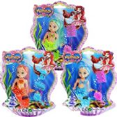 90 Units of MINI MERMAID DOLLS - Dolls
