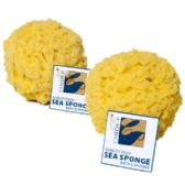 30 Units of Bath Faux Sea Sponge With Hangtag