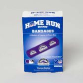 72 Units of Bandages 20ct Box Home Run Brands - - First Aid and Bandages