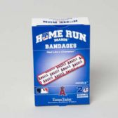 72 Units of Bandages 20ct Box Home Run Brands -la Angels [14017]	 - First Aid / Band Aids